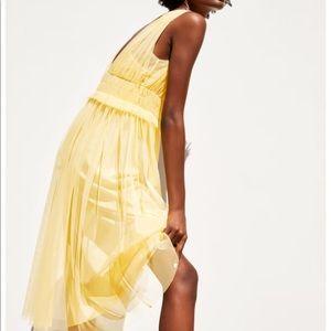 Brand New Zara Tulle Dress